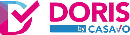 The Doris logo